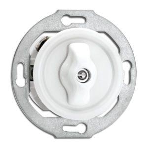 Stikalo rotacijsko križno, porcelan