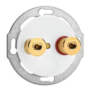 Vtičnica za zvočnik WBT nextgen™ Duroplast