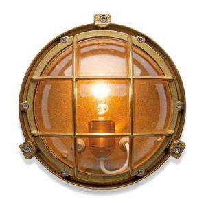 Svetilka z zaščitno košaro Medenina